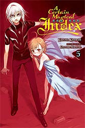 A CERTAIN MAGICAL INDEX LIGHT NOVEL 05