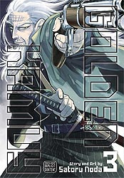 GOLDEN KAMUY 03