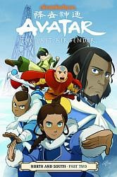 AVATAR LAST AIRBENDER 14 NORTH SOUTH PART 2