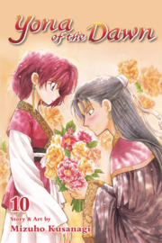 YONA OF THE DAWN 10