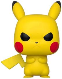 Pop! Animation: Pokemon - Grumpy Pikachu