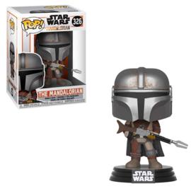 Pop! Movies: Star Wars the Mandalorian - The Mandalorian
