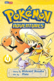 POKEMON ADVENTURES 04