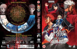 FATE STAY NIGHT DVD COMPLETE COLLECTION
