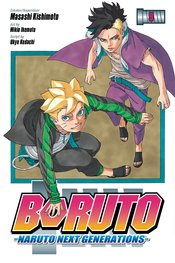 BORUTO 09 NARUTO NEXT GENERATIONS