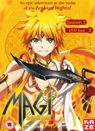 MAGI DVD SEASON TWO PART TWO