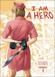 I AM A HERO OMNIBUS 04