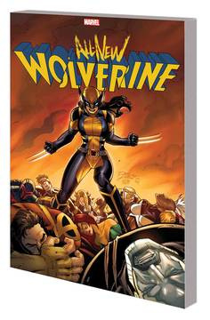 ALL NEW WOLVERINE 03 ENEMY OF STATE II