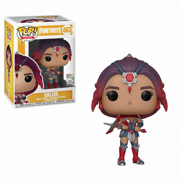 Pop! Games: Fortnite - Valor