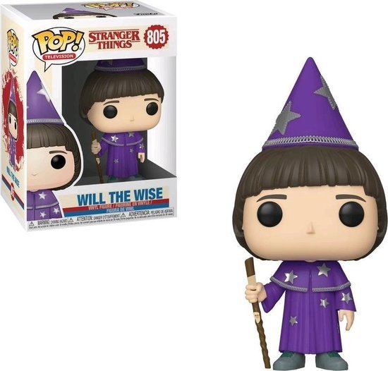 Pop! TV: Stranger Things - Will (The Wise)