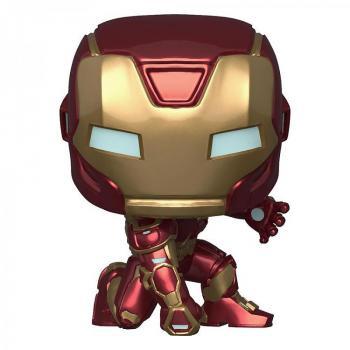 Pop! Games: Marvel's Avengers - Iron Man (Stark Tech Suit)