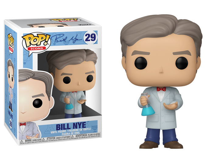 Pop! Icons: Bill Nye The Science Guy