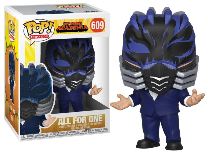 Pop! Animation: My Hero Academia - All For One