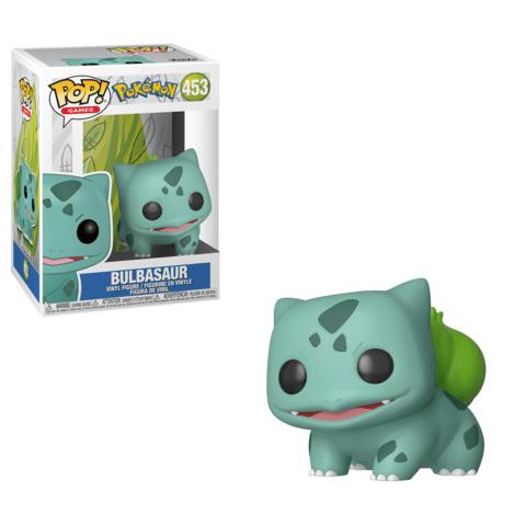 Pop! Games: Pokémon - Bulbasaur