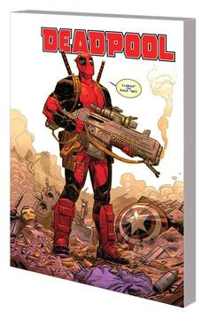 DEADPOOL SKOTTIE YOUNG 01 MERCIN HARD FOR MONEY