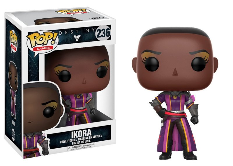 Pop! Games: Destiny- Ikora