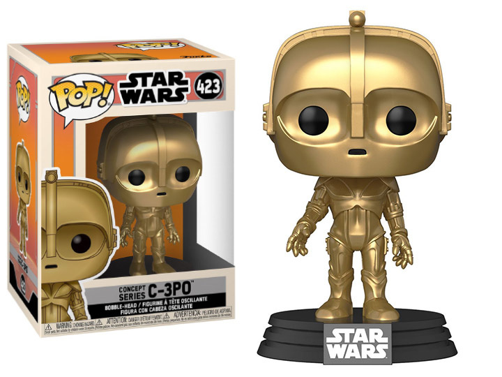 Pop! Star Wars: Concept Series - C-3PO