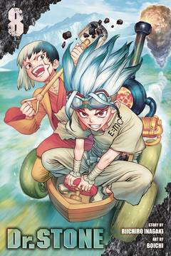DR STONE 08