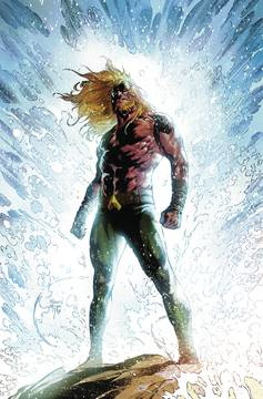 AQUAMAN 01 UNSPOKEN WATER