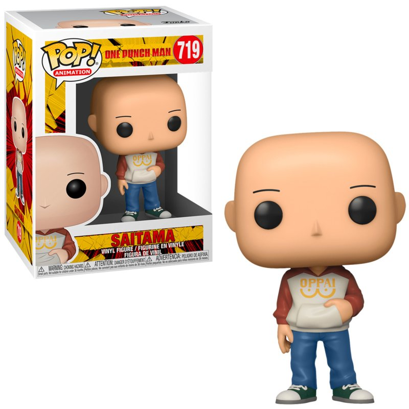 Pop! Animation: One-Punch Man - Casual Saitama