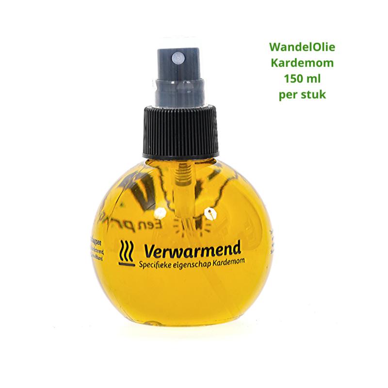 WandelOlie Kardemom Verwarmend 150 ml