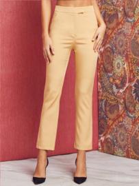 Riley Pantalon (rood/beige)