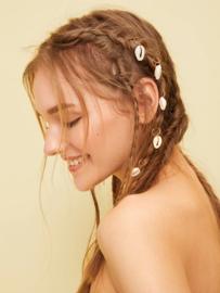 Schelpjes Haaraccessoires