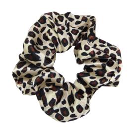 Luipaard Scrunchie