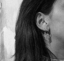 Hartenbreker oorbellen