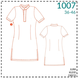1007, dress: 2 - little experience