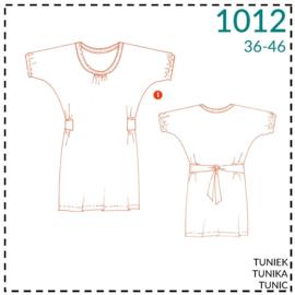 1012, Tunika: 1 - einfach