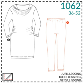 1062, legging: 1 - makkelijk