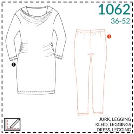 1062, Leggings: 1 - einfach