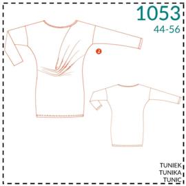 1053, Tunika: 2 - etwas Näherfahrung