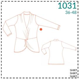 1031, Shirt: 1 - einfach