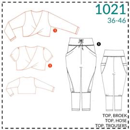 1021, Top: 1 - einfach