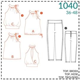 1040, Top: 1 - einfach