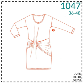 1047, jurk: 2 - beetje ervaring