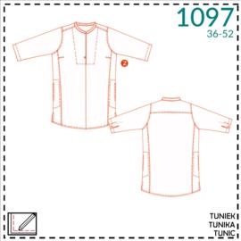 1097, Tunika: 2 - etwas Näherfahrung
