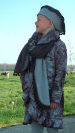111, jas met sjaal en baret: 2 - beetje ervaring