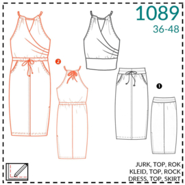 1089, dress: 2 - little experience