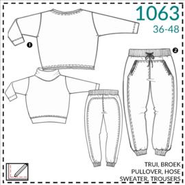 1063, joggingpak