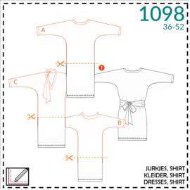 1098, shirt: 1 - makkelijk