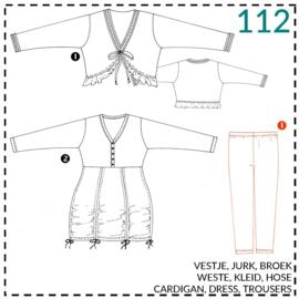112, legging: 1 - makkelijk