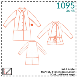 1095, coat: 2 - little experience