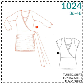 1024, Tunika: 1 - einfach