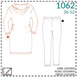 1062, Kleid: 1 - einfach