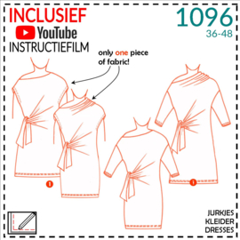 1096, Kleider: 1 - einfach