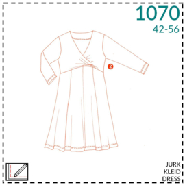 1070, dress: 2 - little experience