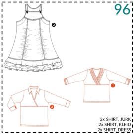 96, Shirts: 1-einfach/2-etwas Näherfahrung